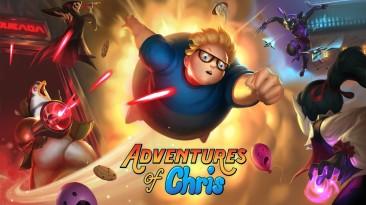 """Adventures of Chris - платформер в стиле """"классики"""" анонсирован для Nintendo Switch"""