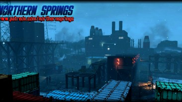 """Fallout 4 """"Northern Springs DLC"""""""
