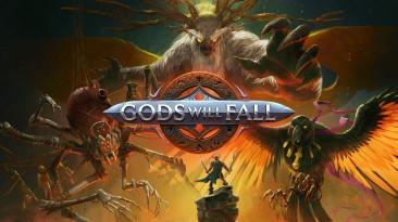 Опубликована дорожная карта нового контента для Gods Will Fall