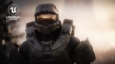 """""""Покажите это Microsoft"""": Художник создал впечатляющий синематик Halo на Unreal Engine 4"""