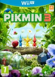Обложка игры Pikmin 3