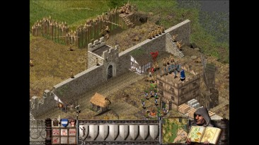 Обзор игры Stronghold (2001)
