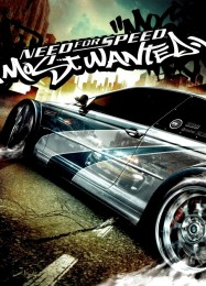 Обложка игры Need for Speed: Most Wanted (2005)