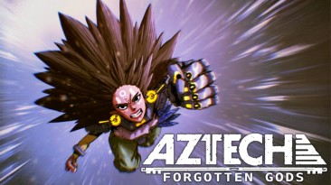 Расширенный анонсирующий трейлер приключенческой игры Aztech: Forgotten Gods