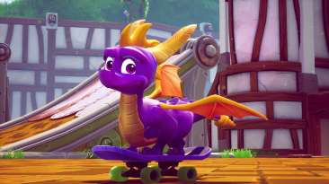 Игроки обнаружили намек на сиквел Spyro