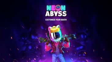 На PS4 выйдет Neon Abyss