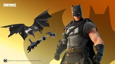 Бэтмен присоединяется к Fortnite с новым трейлером; Запущен совместный комикс