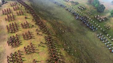 Разработчики Age of Empires 4 заинтересованы в ещё одном бета-тесте