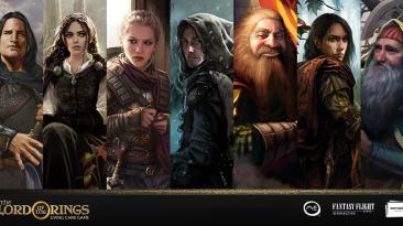 Спустя несколько месяцев после закрытия студии, The Lord of the Rings: Adventure Card Game получает обновление