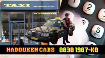 "PS4 ""Hadouken Cabs"""