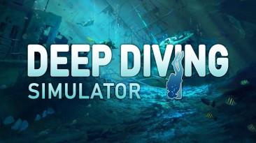 Deep Diving Simulator - создатели представили игровой процесс