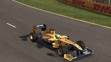 """F1 2011 """"Jordan Honda ver.1.0 (HD)"""""""