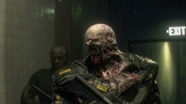 "Resident Evil 3 ""Немезис вместо Карлоса"""