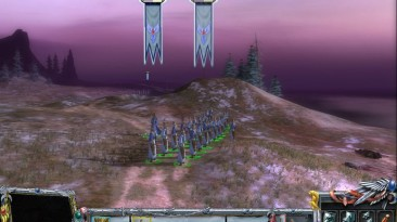 Warhammer: Mark of Chaos. Два лица