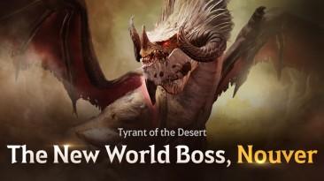 Новый босс Нубэр в Black Desert Mobile
