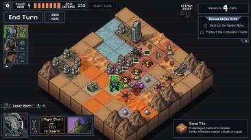 Круче, чем шахматы: обзор Into the Breach