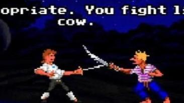 Monkey Island - битва на мечах с оскорблениями доступна для всех