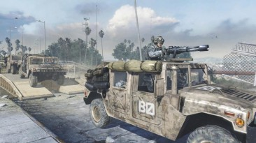 Авторы Call of Duty выиграли суд против производителя армейских внедорожников