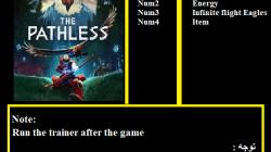 The Pathless: Трейнер/Trainer (+4) [1.0] {Abolfazl.k}
