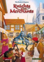 Обложка игры Knights & Merchants: The Peasants Rebellion