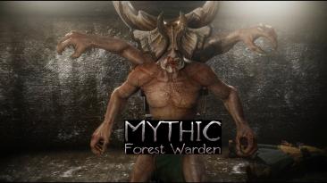 Вышел трейлер к духовному наследнику дилогии The Darkness - хоррор-экшену Mythic: Forest Warden