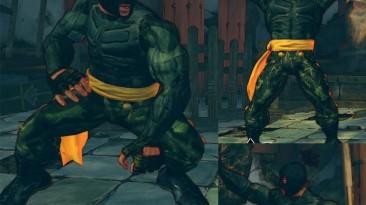"Street Fighter 4 ""El Fuerte - STALKER team"""