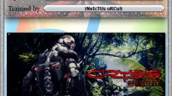 Crysis Remastered: Трейнер/Trainer (+6) [2.0] {iNvIcTUs oRCuS / HoG}