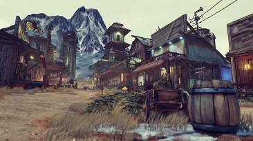Планета Геенна из дополнения Bounty of Blood: A Fistful of Redemption для Borderlands 3