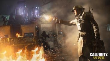 Официальный трейлер дополнения Shadow War дляCall of Duty: WWII