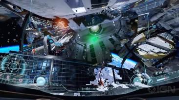 Первые 15 минут космического приключения Adr1ft