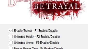 BloodRayne: Betrayal: Трейнер/Trainer (+5) [1.0] {Yello}