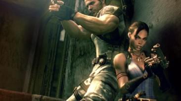 Зомби-шутер Resident Evil 5 перебрался на NVIDIA SHIELD