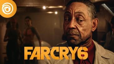 Антон Кастильо во всей красе, в новом сюжетном трейлере Far Cry 6