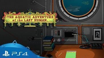"""Самые грозные """"боссы"""" в игре The Aquatic Adventure of the Last Human по мнению ее создателей"""