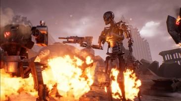 Terminator: Resistance Enhanced вышла на PlayStation 5