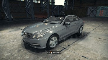 "Car Mechanic Simulator 2018 ""Mercedes-Benz e550 coupe"""