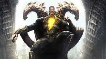 """Дуэйн """"Скала"""" Джонсон был выбран на роль Чёрного Адама задолго до появления киновсленной Marvel!"""