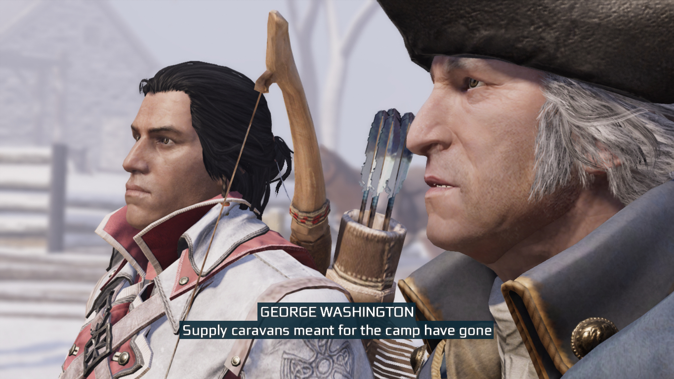 "Assassin's Creed 3 Remastered ""Шэй Магистр тамплиеров"""