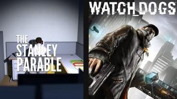 В Epic Games Store началась бесплатная раздача Watch_Dogs и The Stanley Parable