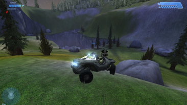 "Halo ""Транспорт и оружие из Halo: Reach"""