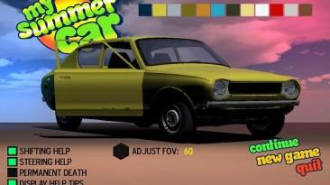 My Summer Car станет самым реалистичным автосимулятором