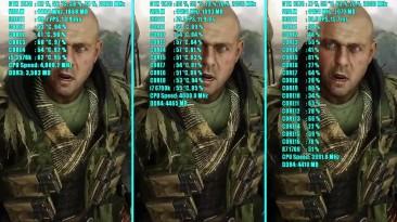 Crysis 3 Ryzen 7 1700 - 6700K i7 - i5 3570k и GTX 1070 OC | 1080p | Фреймрейт Сравнительное испытание