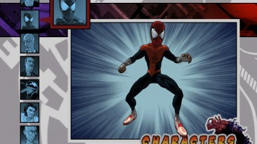 "Ultimate Spider-Man ""Manga Spider-Man"""