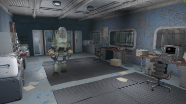 "Fallout 4 ""Убежище 45"""
