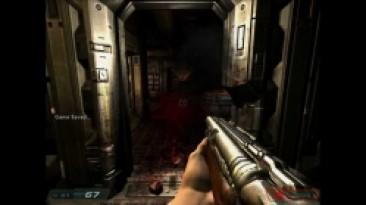 "Doom 3 ""Double Barrel Shotgun"""