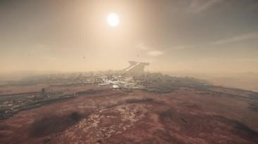 Star Citizen: Красочный Timelapse города Lorville