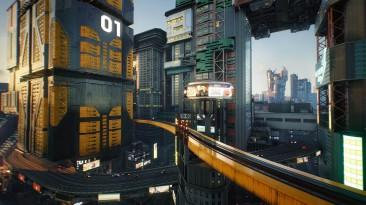 Новые скриншоты Cyberpunk 2077, демонстрирующие красоты Найт-сити