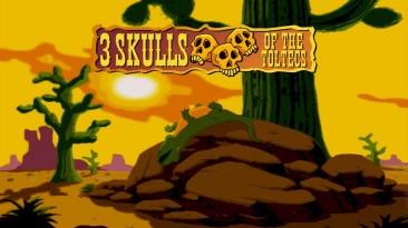 Трейлер обновлённой версии Fenimore Fillmore: 3 Skulls of the Toltecs
