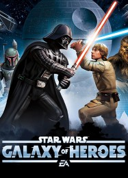Обложка игры Star Wars: Galaxy of Heroes
