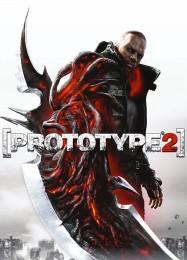 Обложка игры Prototype 2
